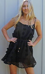 cocktail cutie mini [black] - Grace and Edge Boutique