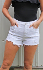 bali breeze shorts [white]