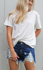 way too basic top [off white] - Grace and Edge Boutique