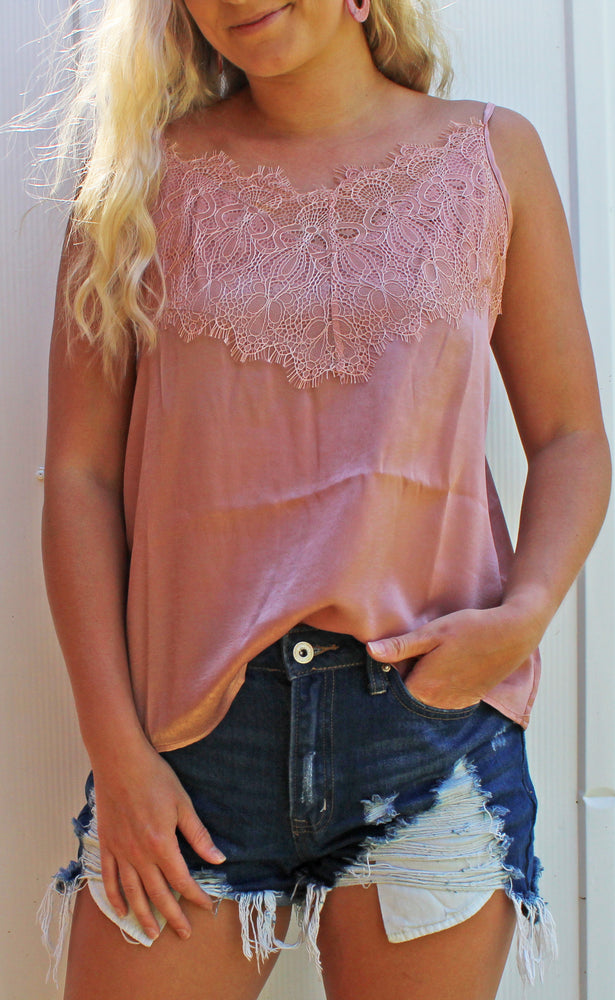 pinot on the patio tank [blush] - Grace and Edge Boutique