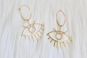the ava earrings