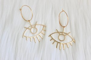 the ava earrings - Grace and Edge Boutique