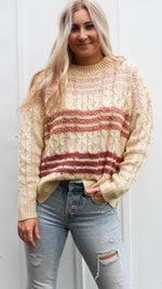 sweet as sugar sweater [beige]