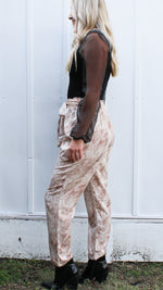 perfect party pants [bronze] - Grace and Edge Boutique