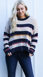 seasons changing chenille sweater - Grace and Edge Boutique