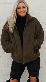 wrapped up in warmth [olive] - Grace and Edge Boutique