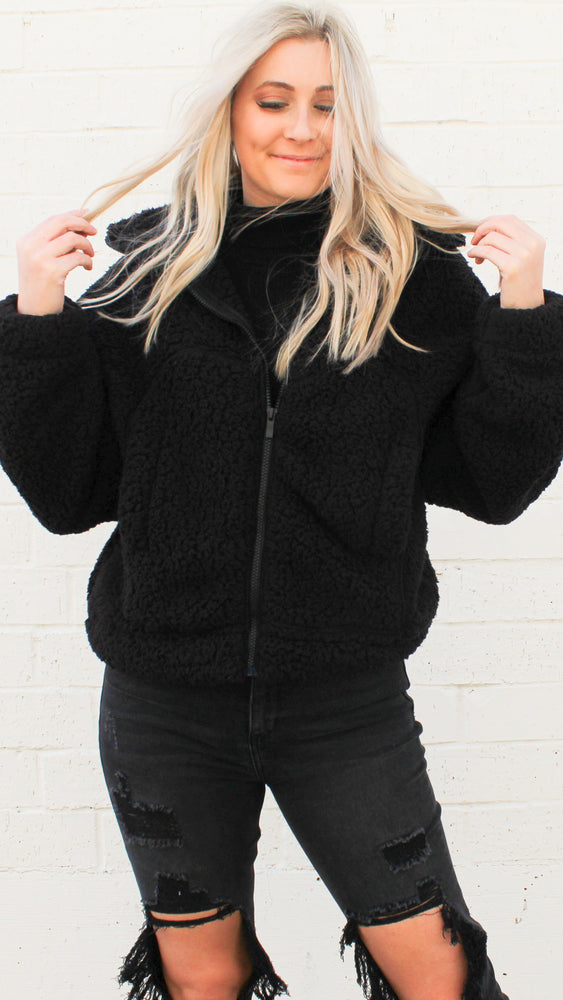 wrapped up in warmth [black] - Grace and Edge Boutique