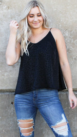 winter wild tank [black]