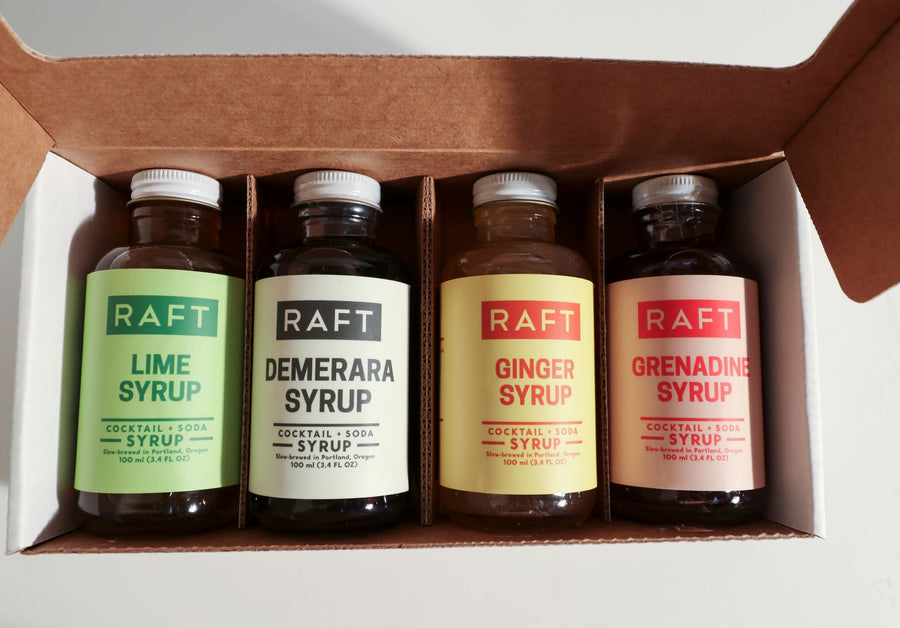 RAFT Essentials Gift set