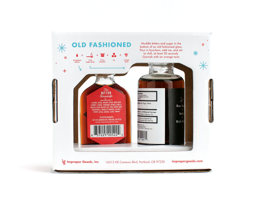 Old Fashioned Kit - Improper Goods, LLC