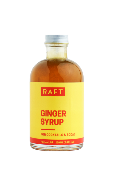 RAFT Ginger Syrup - Improper Goods, LLC