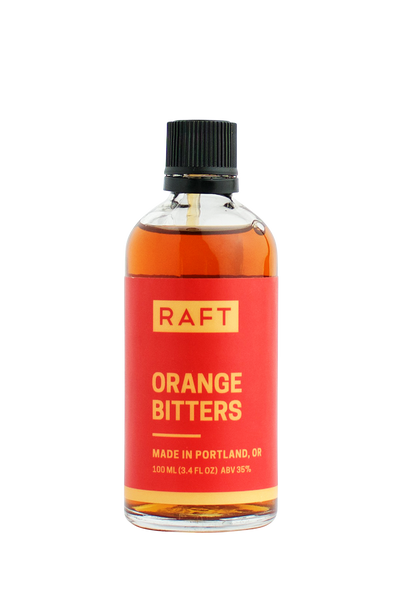 RAFT Orange Bitters - Improper Goods, LLC