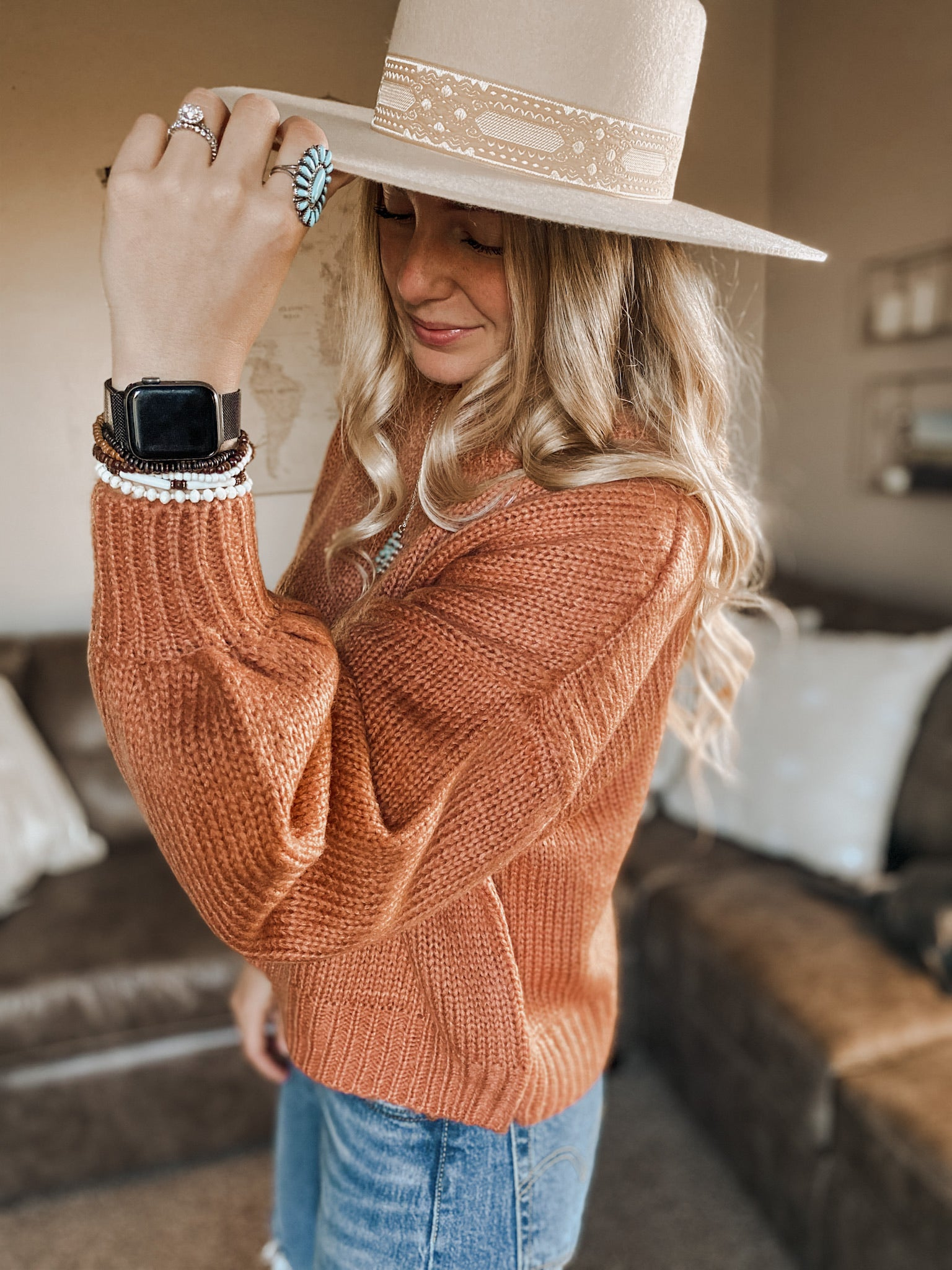 Clay Sweater