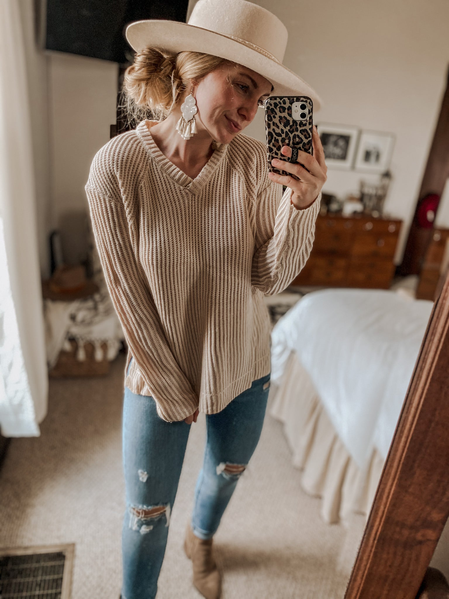 Rose Sweater