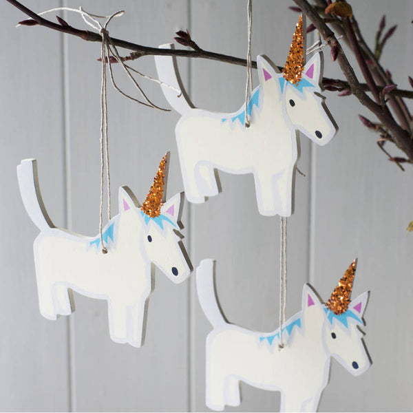 A Unicorn Decoration