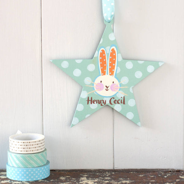 Boys Easter Decoration Star