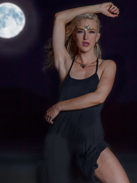 Moon Shadow Burningman Moontribe Festival Fashion
