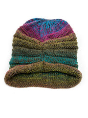 Hat - Aspen, Winter Knit Ombre Beanie -() Bohomonde  - 3