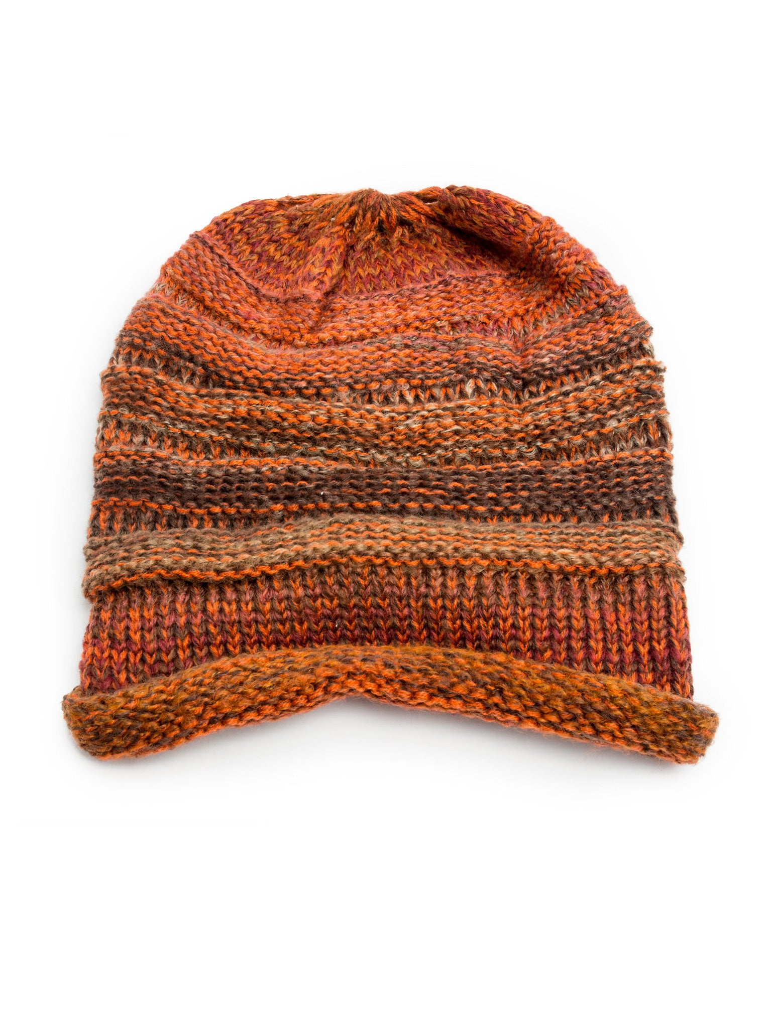 Hat - Aspen, Winter Knit Ombre Beanie -() Bohomonde  - 6