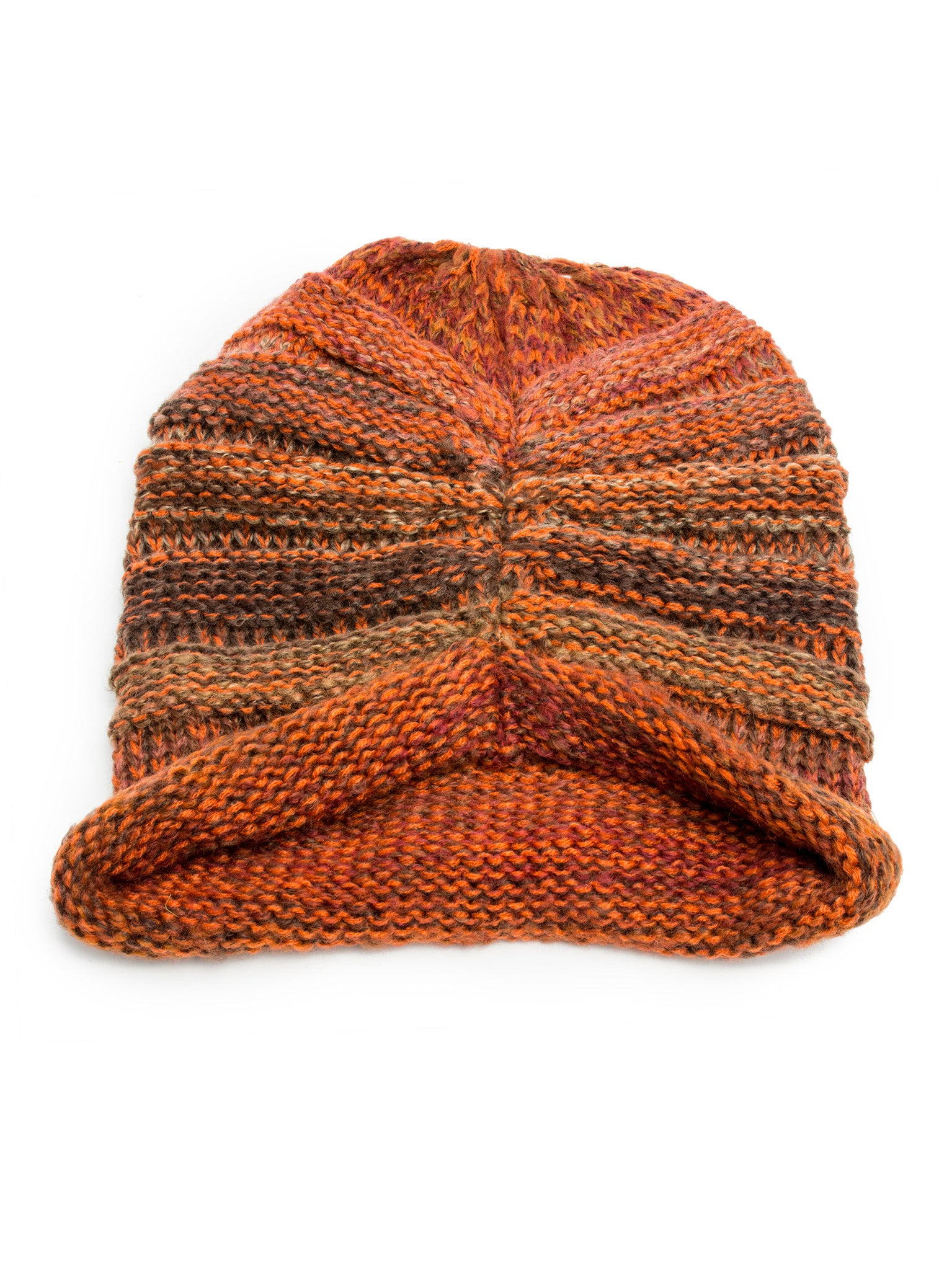 Hat - Aspen, Winter Knit Ombre Beanie -() Bohomonde  - 4