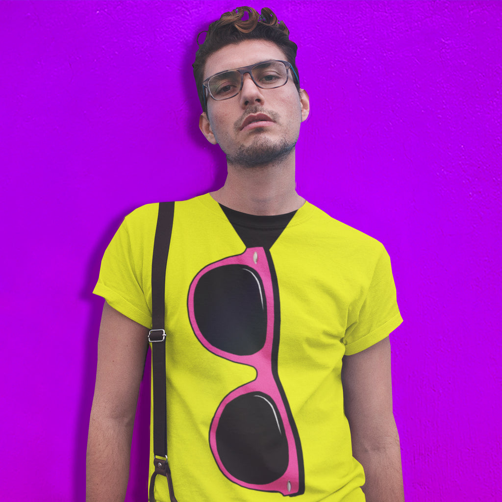 """Pink Glasses"" T-shirt"