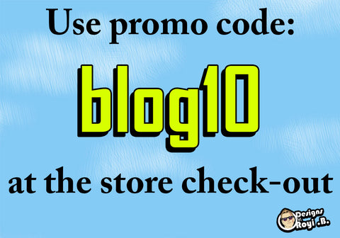 Use promo code blog10 at checkout