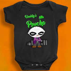 """Daddy's Little Psycho"" Onesie"