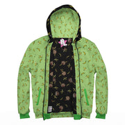 """Banana - Green"" Custom Designed Hoodie - Awesome, custom designed T-shirts & Art  