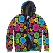 """Circles"" Custom Designed Hoodie - Awesome, custom designed T-shirts & Art  