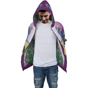"""Peacocks - Purple"" Custom Designed Hoodie - Awesome, custom designed T-shirts & Art  