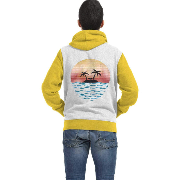 """Sunset"" Custom Designed Hoodie - Awesome, custom designed T-shirts & Art  