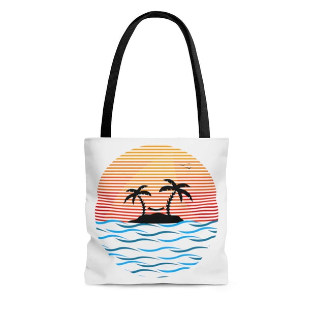 """Sunset"" Custom Tote Bag - Awesome, custom designed T-shirts & Art  