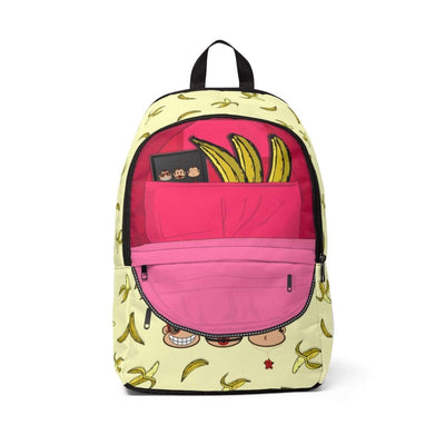 """Banana"" - Custom Backpack - Awesome, custom designed T-shirts & Art  