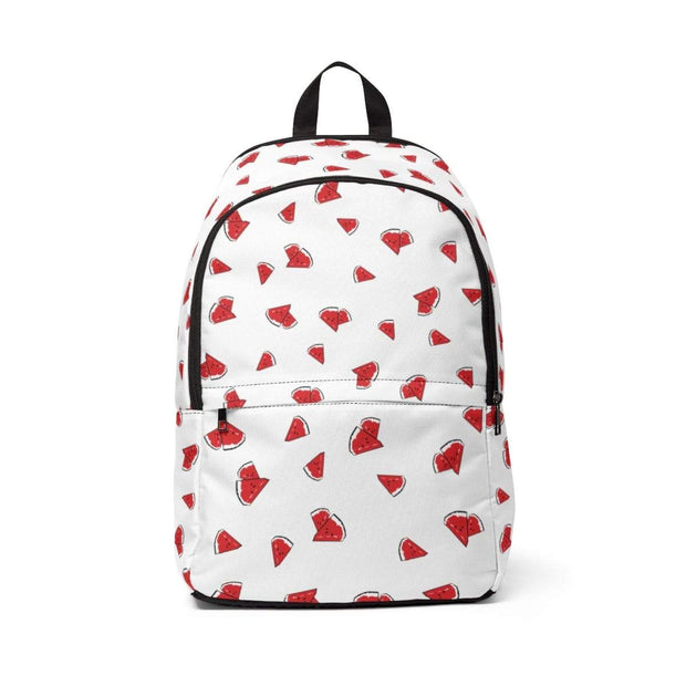 """Watermelon"" - Custom Backpack - Awesome, custom designed T-shirts & Art  