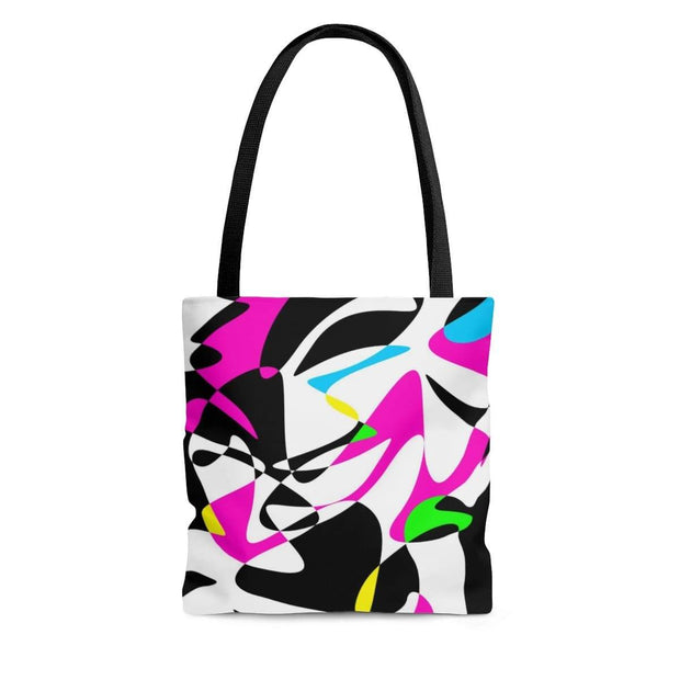 """Abstract"" Custom Tote Bag - Awesome, custom designed T-shirts & Art  