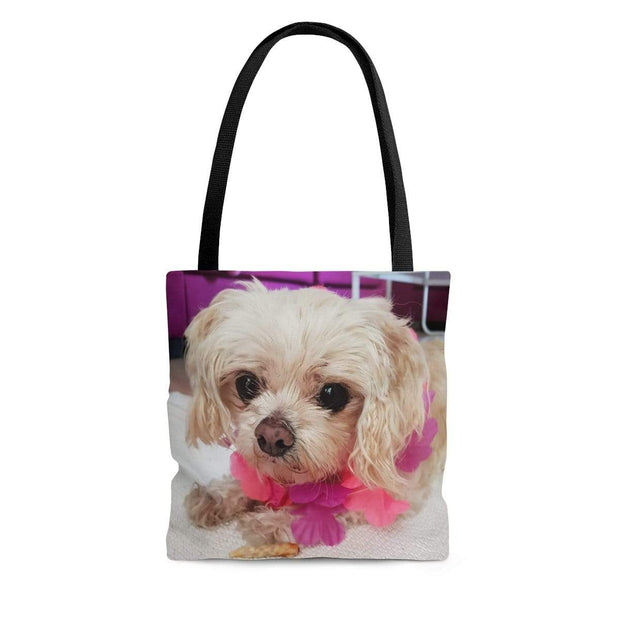 Personalized Tote Bag With a Picture of Your Choice - Awesome, custom designed T-shirts & Art  |  Designs by Royi .B.