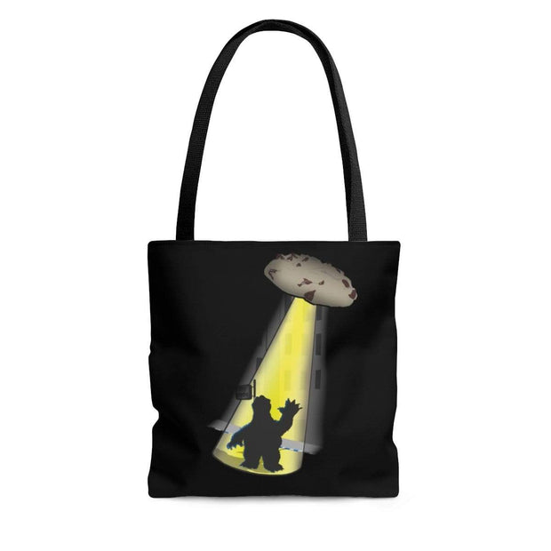 """Space Cookie"" Custom Tote Bag - Awesome, custom designed T-shirts & Art  