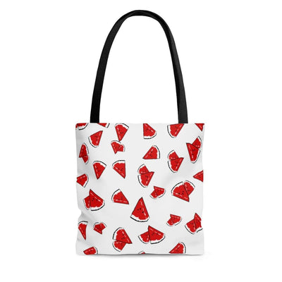 """Watermelon"" Custom Tote Bag - Awesome, custom designed T-shirts & Art  