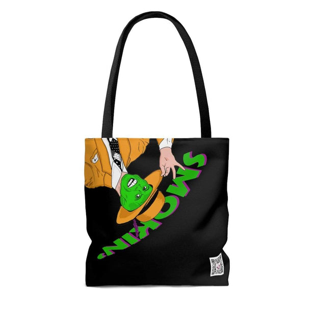 """Smokin"" Custom Tote Bag - Awesome, custom designed T-shirts & Art  