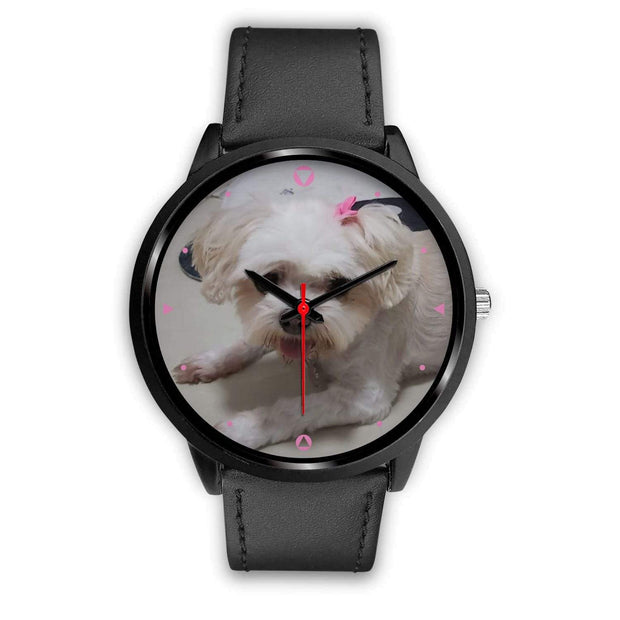 Personalized Watch With Your Picture - Awesome, custom designed T-shirts & Art  |  Designs by Royi .B.