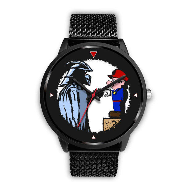 """The Fist Bump"" Custom Watch - Awesome, custom designed T-shirts & Art  