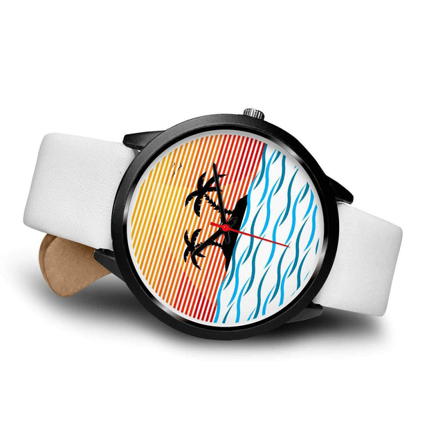 """Sunset"" Custom Watch - Awesome, custom designed T-shirts & Art  