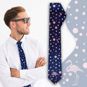 """Bubblegum"" Slim Necktie - Awesome, custom designed T-shirts & Art  