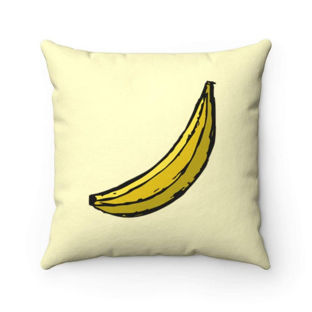 """Banana #3""  Pillow - Awesome, custom designed T-shirts & Art  