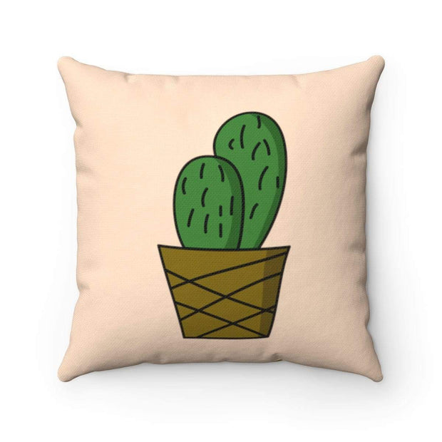 """Cactus #5""  Pillow - Designs by Royi .B."