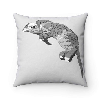 """Sleeping Cutie"" Pillow - Awesome, custom designed T-shirts & Art  