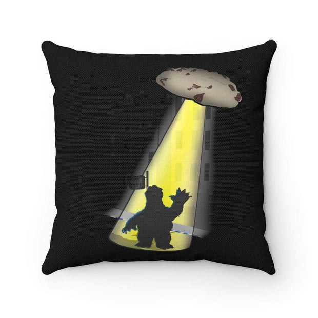 """Space Cookie"" Pillow - Awesome, custom designed T-shirts & Art  