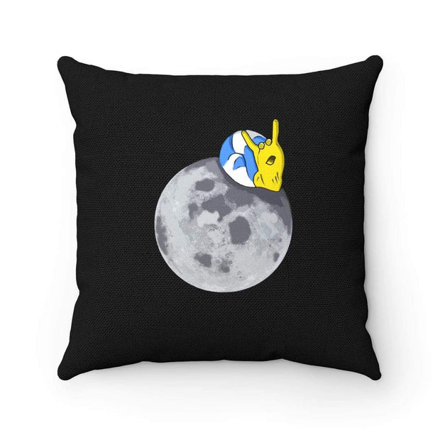 """The Snail"" Pillow - Awesome, custom designed T-shirts & Art  