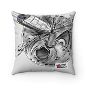 """A Trip to the Moon"" Pillow - Awesome, custom designed T-shirts & Art  