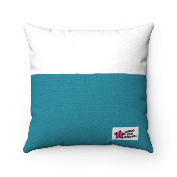 """Jews""  Pillow - Designs by Royi .B."